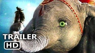 DUMBO Trailer # 3 (NEW 2019) Disney, Tim Burton Movie HD