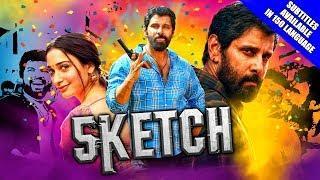 Sketch (2018) New Released Hindi Dubbed Full Movie | Vikram, Tamannaah Bhatia, Soori