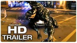 VENOM Car Chase Trailer (NEW 2018) Spider-man Spin-Off Superhero Movie HD
