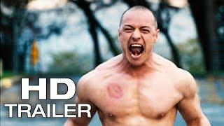 GLASS Official Trailer (2019) Superhero Movie HD