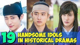 12 Handsome Idols in Historical Dramas You Need to See