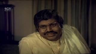 Ninage Chicken Mutton Andre ista Alwa | Lokesh | Ravichandran | Kannada Comedy Scenes
