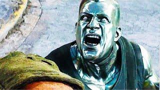 DEADPOOL 2 Movie Clip - Juggernaut vs Colossus Fight Scene (2018) Ryan Reynolds Superhero Movie HD