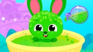 Fun Kids Games - Cute & Tiny Magic Makeover - Fun Fantasy Dress Up Cute & Tiny Baby Games