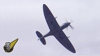 Spitfire Mk.XVIe - One Of WW2's Best Fighter Aircraft