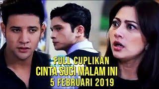Full Cuplikan Cinta Suci Malam Ini Selasa 5 Februari 2019