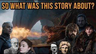 Game of Thrones Season 8 Episode 6 Analysis: A Historical,  a Political or a Fantasy Story?