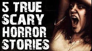 5 TRUE Absolutely Terrifying Scary Stories from Reddit Let's Not Meet | (Scary Stories)
