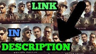 Bharat new movie // Download link in Discription // cinemasbh//