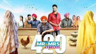 Mr & Mrs 420 Returns Full Movie (HD) | Jassi Gill | Ranjit Bawa | Latest Punjabi Movies 2018 |
