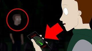 Why you should NEVER install this GHOST APP on your Phone! (Scary Stories Animated)