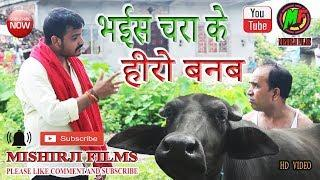 Bhayis chara ke hero banab | Mishraji films | comedy funny video bhojpuri