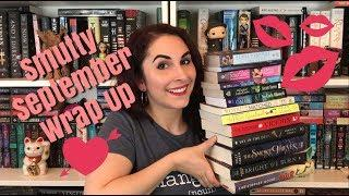 The Naughty Librarian: Smutty September Wrap Up!