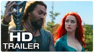 AQUAMAN Official Trailer #3 (NEW 2019) Jason Momoa Superhero New Movie Trailers HD