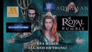 Aquaman Trailer 2 Reaction: A WWE Chinese Market Fantasy Movie