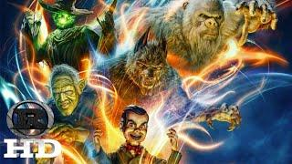 Goosebumps 2 (Horrorland) | 2018 Official Movie Trailer #1 Fantasy Film