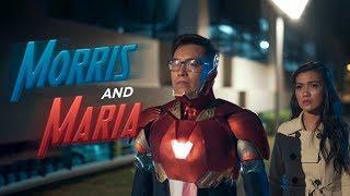 Morris & Maria - A Superhero Wedding Film