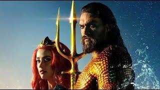 Aquaman Review: A True Space Fantasy Underwater.