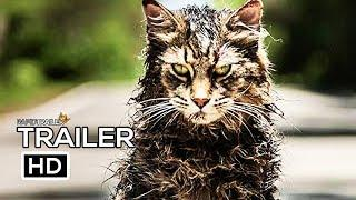 PET SEMATARY Official Trailer (2019) Stephen King, Horror Movie HD