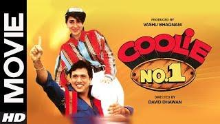 Coolie No.1 (1995) Full Movies | Govinda, Karisma Kapoor