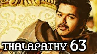 BREAKING : Thalapathy Vijay's Next is a Historical Movie ? Thalapathy 63 | Vijay | SARKAR | #TP2