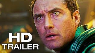 CAPTAIN MARVEL Official Trailer (2019) Marvel Superhero Movie HD