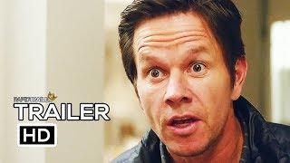 INSTANT FAMILY Official Trailer #2 (2018) Mark Wahlberg, Rose Byrne Comedy Movie HD
