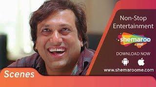 Comedy King GOVINDA scenes  from BHAGAM BHAG | Akshay Kumar | Paresh Rawal | Comedy Movie
