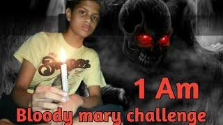 Indian boys Accepted 1 Am Bloody Mary Challenge/Hunting ghost/Bloody mary truth revealed by explore
