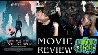 """""""I Kill Giants"""" 2017 Fantasy Drama Movie Review - The Horror Show"""