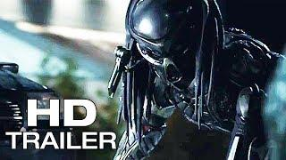 THE PREDATOR Superhero Landing Trailer NEW (2018) Sci-Fi Action Movie HD
