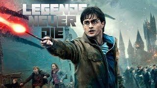 harry potter | legends never die