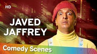 Javed Jaffrey Comedy - Hit Comedy Scenes - जावेद जाफरी हिट्स कॉमेडी - Shemaroo Bollywood Comedy
