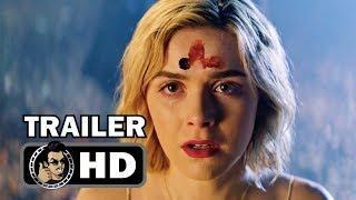 CHILLING ADVENTURES OF SABRINA Official Trailer (HD) Kiernan Shipka Fantasy/Horror Series