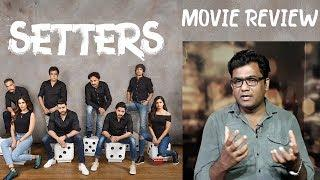 Setters full movie review; Setters film review; Aftab Shivdasani, Shreyas Talpade सेटर्स मूवी रिव्यू