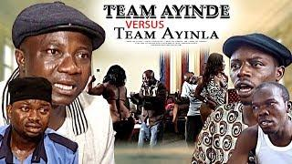 Team Ayinde Versus Team Ayinla | OKELE | SANYERI | IJEBU - 2018 Yoruba Comedy Movie | Yoruba Movies
