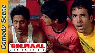 Arshad Warsi Comedy Scene - Most Viewed Scene - Golmaal Fun Unlimited - #IndianComedy