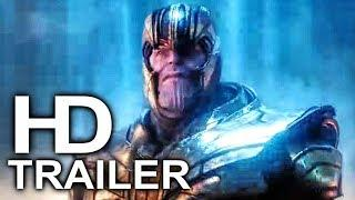 AVENGERS 4 ENDGAME Thanos Trailer NEW (2019) Marvel Superhero Movie HD