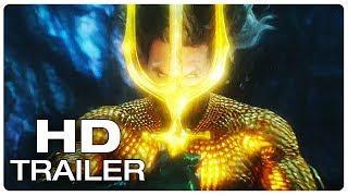 AQUAMAN Finds Trident Of Atlantis Trailer (NEW 2018) Jason Momoa Superhero Movie HD
