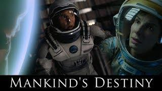 Mankind's Destiny : A Tribute to Space Sci-Fi Movies
