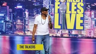 THE BEST COMEDY VIDEO FOR THE WEEKEND IS HERE, THE TALKERS, COMEDY FILES UG