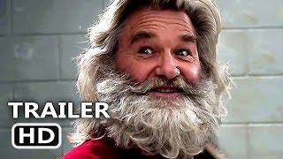 THE CHRISTMAS CHRONICLES Trailer #2 (NEW, 2018) Kurt Russell, Netflix Santa Movie HD