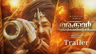 Marakkar Arabikadalinte Simham Trailer HD   Mohanlal   Priyadarshan