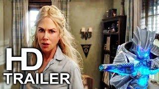 AQUAMAN Queen Atlanna Fight Scene Clip + Trailer NEW (2018) Superhero Movie HD