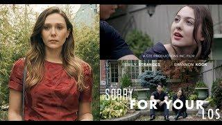 Official Trailer  Movie Sorry For Your Loss 2018 Elizabeth Olsen