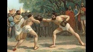 History's Mysteries - Sports: Games Of Combat (History Channel Documentary)