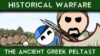 Historical Warfare: The Ancient Greek Peltast