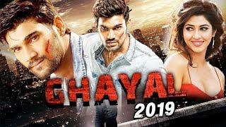 Ghayal Hindustani 2019 | Full Hindi Dubbed Movie | New South Indian Action Movie |