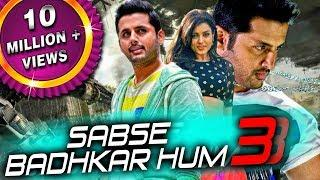 Sabse Badhkar Hum 3 (Chinnadana Nee Kosam) 2018 New Released Full Hindi Dubbed Movie | Nithin