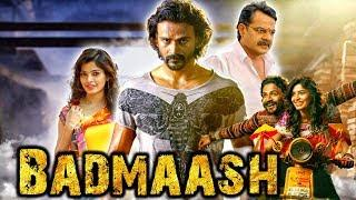 Badmaash (2018) Hindi Dubbed Full Movie | Dhananjay, Sanchita Shetty, Achyuth Kumar